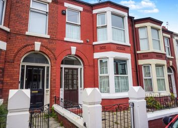 4 bed terraced house for sale in Beaconsfield Road, Liverpool L21