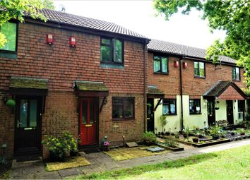 Thumbnail 2 bed terraced house for sale in Brackenwood Drive, Tadley