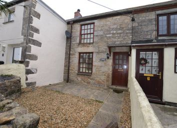 Thumbnail 2 bed terraced house to rent in Railway Cottages, Brea, Camborne, Cornwall