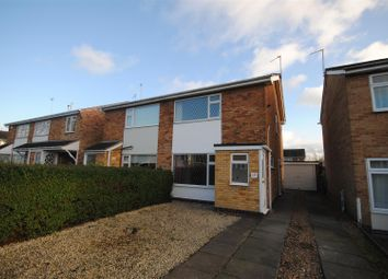 Thumbnail 2 bed property to rent in Brushfield Avenue, Sileby, Loughborough