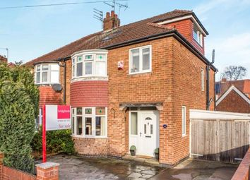 Thumbnail 4 bedroom semi-detached house for sale in Cranbrook Road, York, North Yorkshire, England