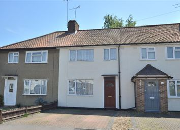Thumbnail 3 bed terraced house for sale in Lennard Road, Dunton Green, Sevenoaks, Kent