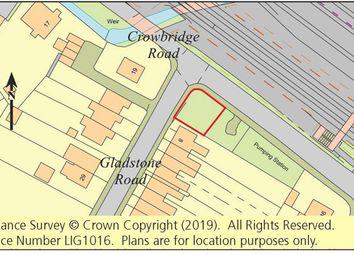 Thumbnail Land for sale in Land Adj. 8 Gladstone Road, Willesborough, Ashford, Kent