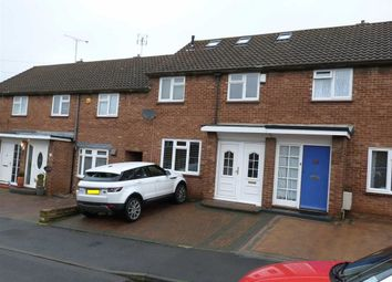 Thumbnail 3 bed terraced house to rent in The Hoo, Harlow, Essex