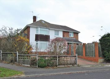 Thumbnail 4 bed semi-detached house for sale in Uffington Close, Tilehurst, Reading