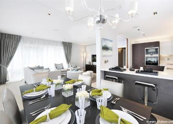 Thumbnail 1 bed flat for sale in Dickens Yard, Ealing, London