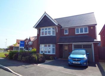 Thumbnail 4 bed detached house for sale in Catherall Avenue, Buckley, Flintshire