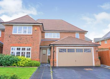 Carnaby Close, Leicester LE5. 4 bed detached house for sale