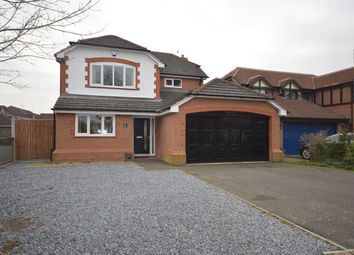 Thumbnail 4 bed detached house for sale in Briers Close, Narborough, Leicester