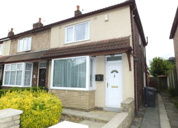Thumbnail 3 bed end terrace house for sale in Young Avenue, Leyland