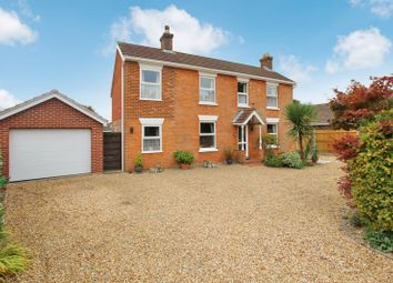 3 bed detached house for sale in Crescent Road, Locks Heath, Southampton SO31