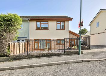 Thumbnail 3 bed semi-detached house for sale in High View, Tredegar Road, Ebbw Vale, Blaenau Gwent