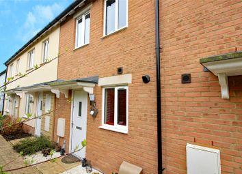 Thumbnail 2 bedroom terraced house for sale in Bewick Walk, Iwade, Sittingbourne