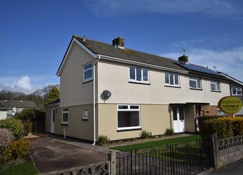 Thumbnail 3 bed semi-detached house for sale in Crossway, Rogiet, Caldicot