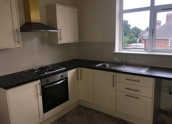 Thumbnail 2 bed flat to rent in Alexandra Road, Moorends, Doncaster