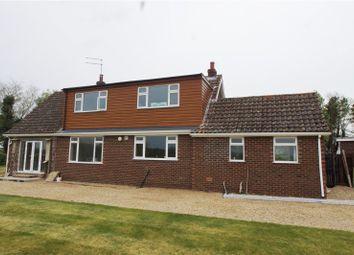 Thumbnail 4 bed detached bungalow to rent in Langwith Lane, Heslington, York
