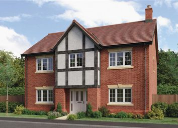 "Thumbnail 5 bed detached house for sale in ""Charlesworth"" at Park Lane, Castle Donington, Derby"