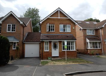Thumbnail 3 bedroom detached house to rent in Two Rivers Way, Newbury