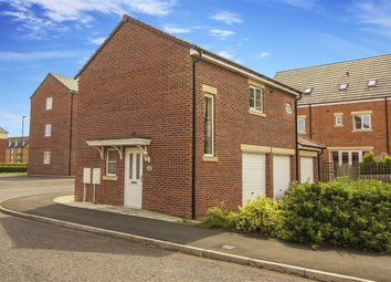 Thumbnail 2 bed detached house for sale in Ridley Gardens, Shiremoor, Tyne & Wear