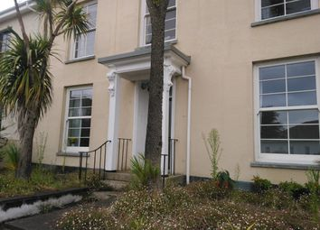 Thumbnail 2 bed flat to rent in Trevethan Road, Falmouth