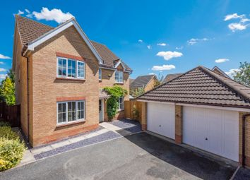 Thumbnail 5 bedroom detached house for sale in Rimmer Close, Sudbury