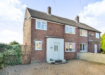 Thumbnail 3 bedroom semi-detached house for sale in Embleton Road, Methley, Leeds