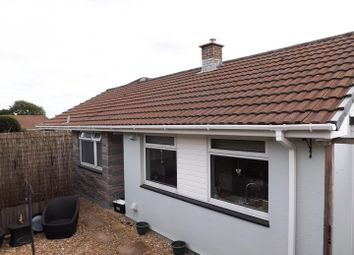 Thumbnail 3 bed detached bungalow to rent in Brookfield Close, High Street, St. Austell