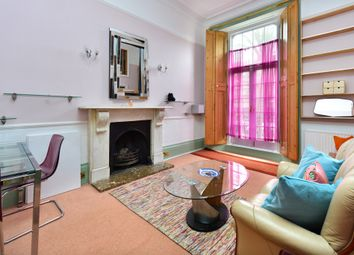 Thumbnail 1 bed flat to rent in Leinster Square, London