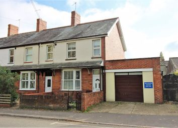 2 bed end terrace house for sale in Furnham Road, Chard TA20