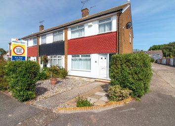 Thumbnail 3 bed end terrace house for sale in Vincent Close, Broadstairs