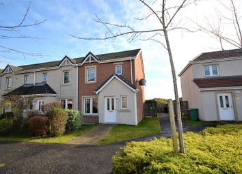 Thumbnail 3 bed semi-detached house for sale in Cameron Drive, Kirkcaldy