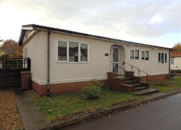 Thumbnail 3 bedroom mobile/park home for sale in Acorn Way, Martlesham Heath, Ipswich