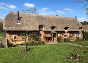 Lasham, Alton, Hampshire GU34. 5 bed detached house for sale
