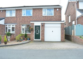 Thumbnail 3 bed semi-detached house for sale in Mountbatten Drive, Burncross, Sheffield