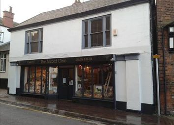 Thumbnail Retail premises for sale in Church House, 20 Hightown, Middlewich, Cheshire