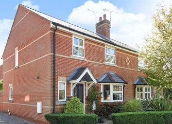 Thumbnail 3 bed semi-detached house for sale in Tape Lane, Hurst, Berkshire