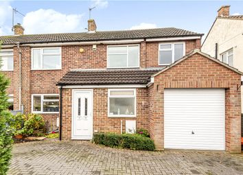 Thumbnail 4 bed semi-detached house for sale in Kenmore Drive, Yeovil, Somerset