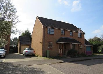 Thumbnail 3 bed property to rent in Smeaton Close, Blakelands, Milton Keynes