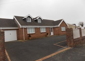 Thumbnail 5 bed bungalow for sale in Felinfoel, Llanelli