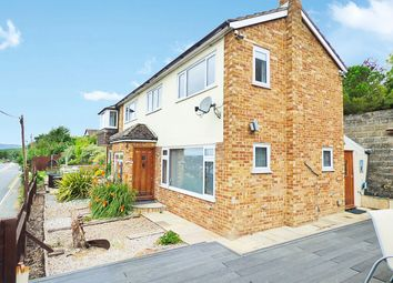 4 bed detached house for sale in Rochester Road, Cuxton, Rochester, Kent ME2