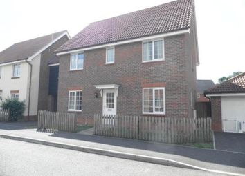 Thumbnail 4 bedroom detached house to rent in Mallow Road, Thetford