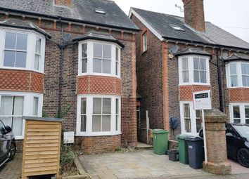 Thumbnail 4 bed semi-detached house to rent in Shrewsbury Road, Redhill