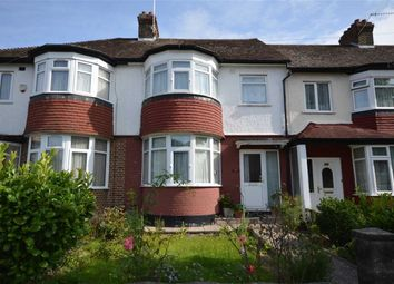 Thumbnail 3 bed terraced house for sale in Grasmere Avenue, Wembley