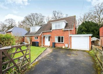 Thumbnail 4 bed detached house for sale in Lyndhurst Road, Landford, Wiltshire