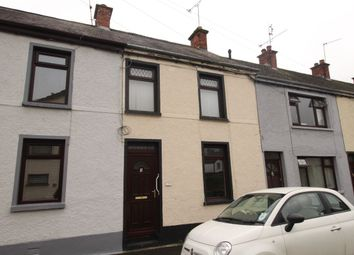 Thumbnail 2 bed terraced house for sale in Thomas Street, Newtownards