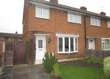 Thumbnail 3 bed end terrace house for sale in Dr Anderson Avenue, Stainforth, Doncaster