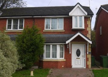 Thumbnail 3 bedroom semi-detached house to rent in Welford Avenue, Prenton