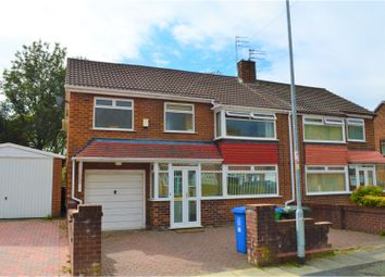 Thumbnail 4 bed semi-detached house for sale in Cleworth Road, Middleton