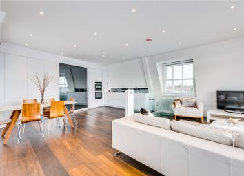 Thumbnail 4 bed flat to rent in Waldemar Avenue, London
