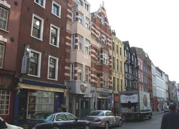 Thumbnail Studio to rent in Greek Street, Soho